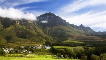 View of Somerset West