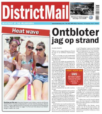 District Mail Newspaper